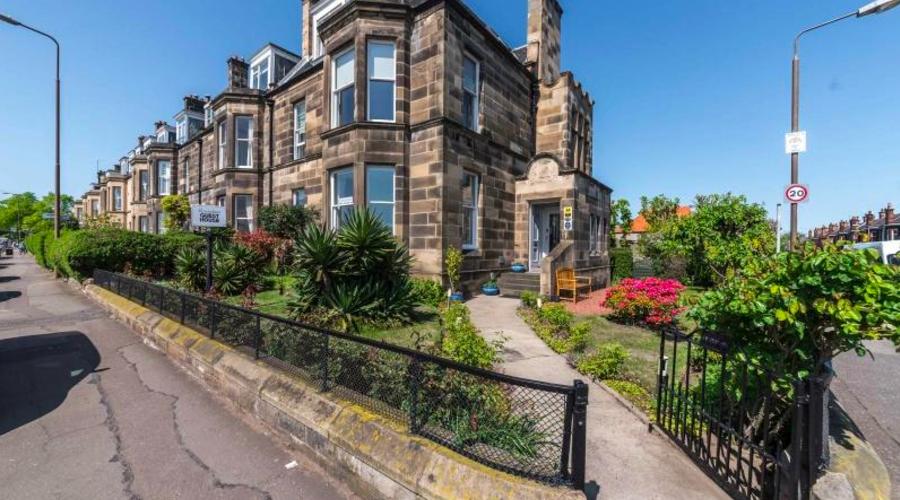 Guesthouse in Edinburgh