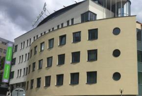 Office Building in Bratislava City Center