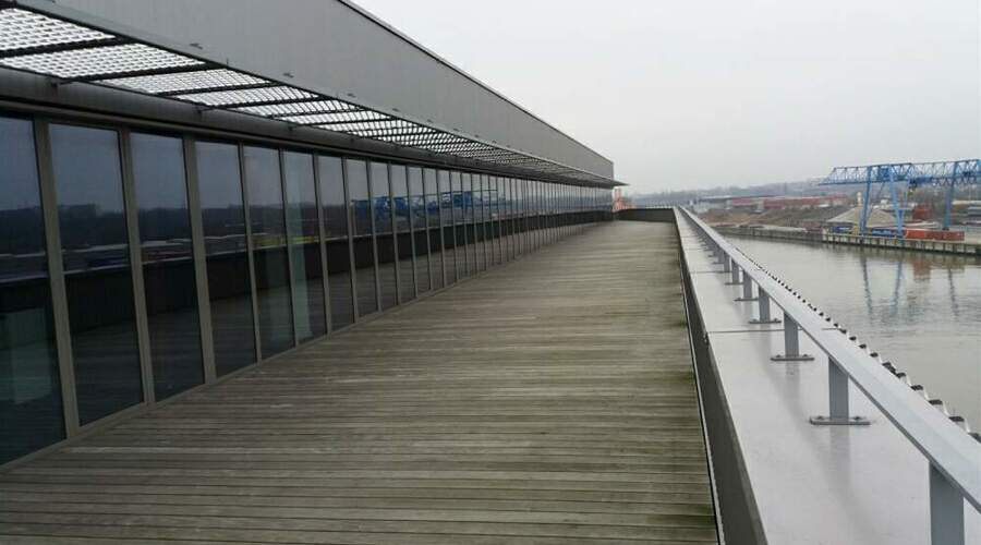 Industrial Property in the Port of Brussels