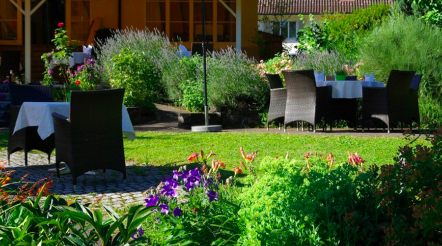 Stylish hotel in prime location in Lindau, Bavaria