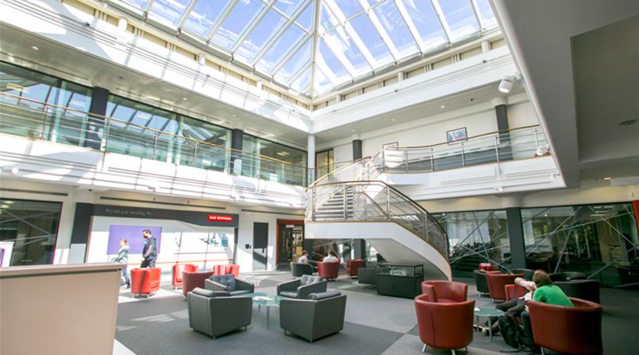 Office investment near London