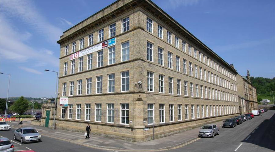 High yielding office investment in Bradford
