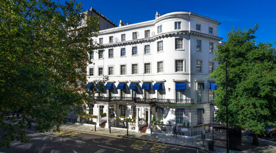 London hotel investment