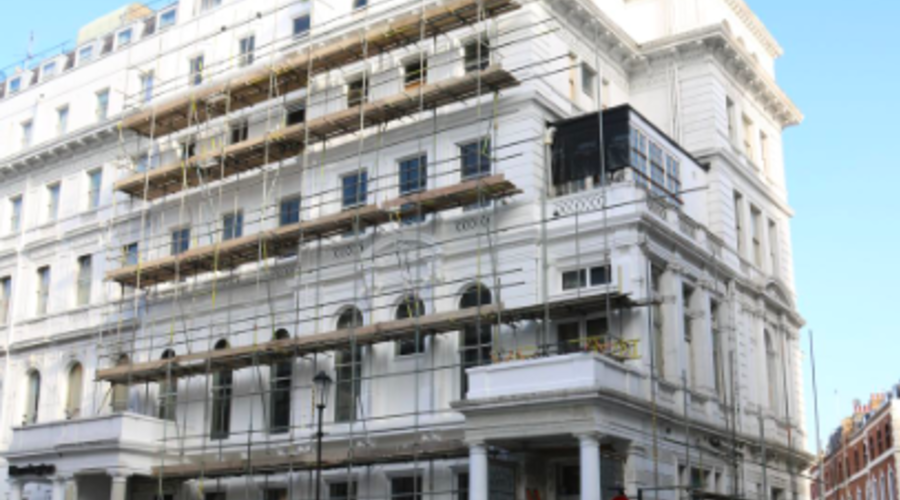 Hotel redevelopment opportunity in London