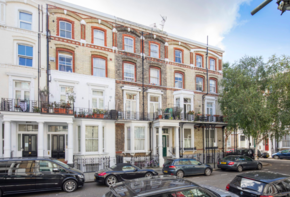 Residential investment in Kensington, London