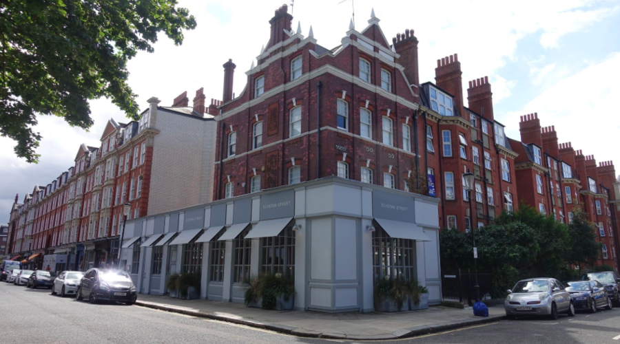 Residential investment in Chelsea, London