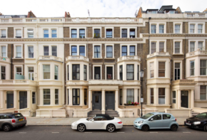 Residential investment in London