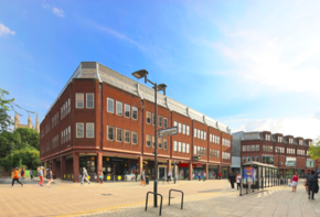 Multi-let office and retail investment in Peterborough, UK