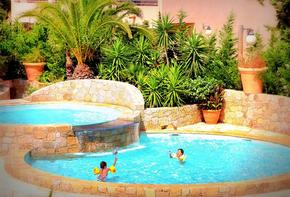 Vacation center in Balagne (Corsica)