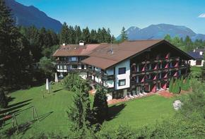 Breathtaking hotel right at the foot of the Zugspitze