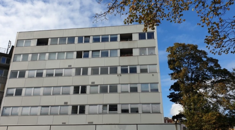 Residential business building for sale