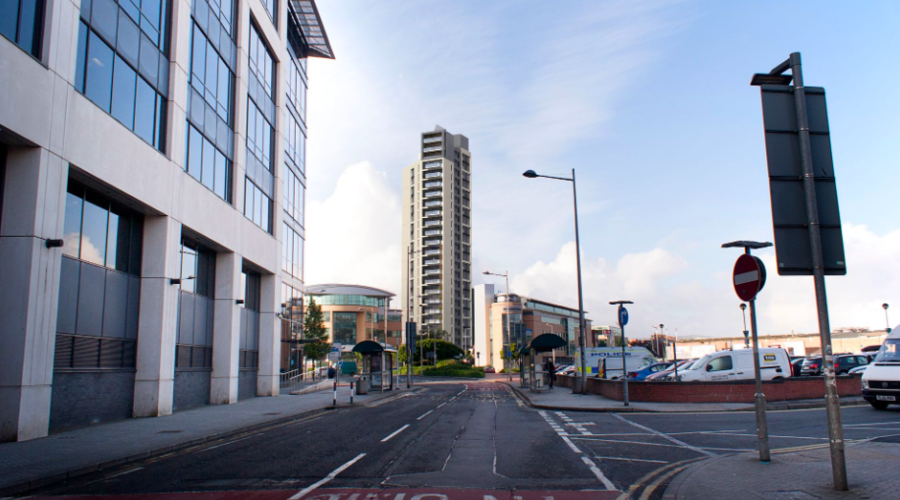 Development opportunity in Cardiff, UK