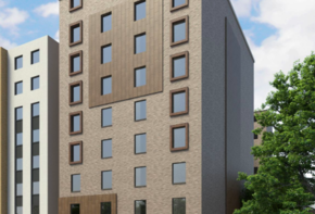 Development opportunity with an existing permission to build a 9-storey hotel in Watford, UK