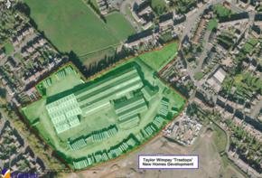 Development opportunity in Derbyshire, UK